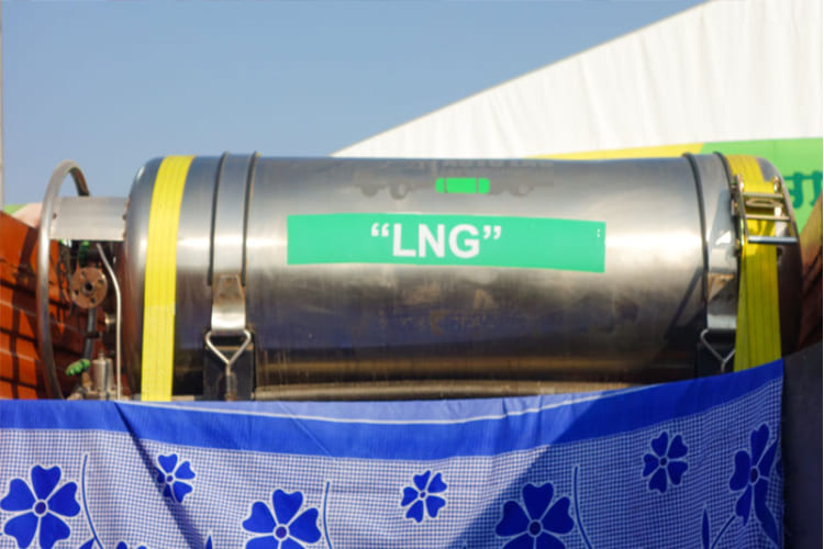 LNG Express India Pvt. Ltd.